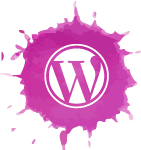 wordpress website design icon